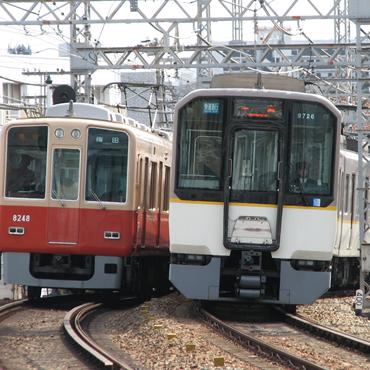 事例7 阪神なんば線開通!