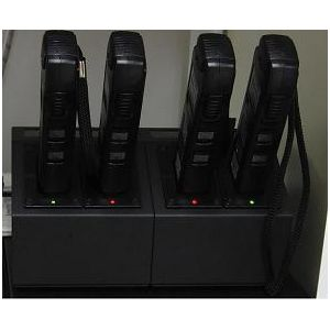 事例11 駅構内でのワイヤレスマイクを含む放送システム
