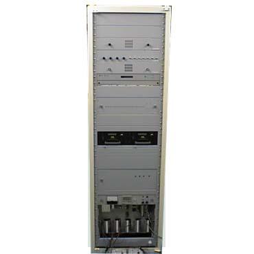 ラック型自動放送装置
